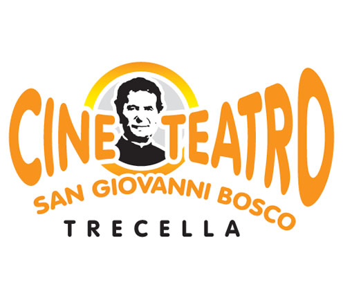 cineteatro don bosco trecella, logo by vimercati grafica
